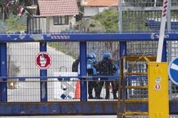 Israel phong toả khu vực Cao nguyên Golan