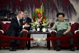 Trung-Mỹ tham vấn về an ninh chiến lược
