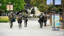 Xả súng tại trường học Mỹ, 6 người thiệt mạng