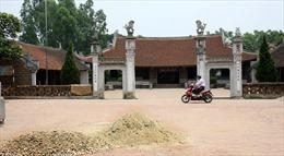 Nên mở tour du lịch nông thôn ở làng cổ Đường Lâm