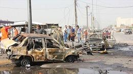 Lại đánh bom liều chết tại Iraq