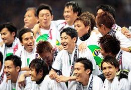 Bệ phóng của bóng đá Nhật Bản