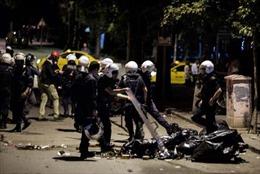 Thổ Nhĩ Kỳ dẹp loạn quảng trường Taksim