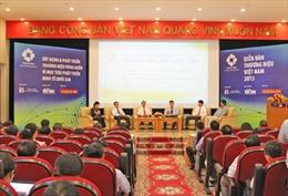 Diễn đàn thương hiệu Việt Nam năm 2013 - Điểm nhấn thương hiệu biển và vùng miền