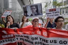 Snowden tố Mỹ tấn công mạng Trung Quốc