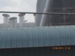 Xử lý công ty gỗ 'cứng đầu' xả bụi gây ô nhiễm