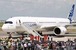 Airbus và Boeing cạnh tranh quyết liệt