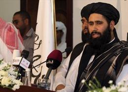 Taliban kêu gọi chính quyền mới ở Mỹ tuân thủ các cam kết đã ký thời tiền nhiệm