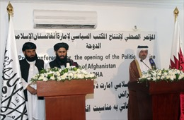 Đàm phán Mỹ - Taliban trục trặc khi chưa bắt đầu