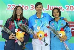 Việt Nam giành 3 HC vàng trong ngày thi đầu tiên