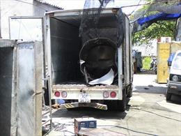 Nổ lớn tại xưởng bia ở Hà Nội, 1 người chết