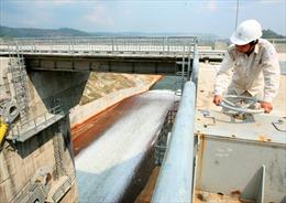 Khẩn trương kiểm tra độ an toàn các đập thủy lợi, thủy điện