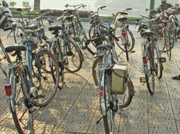 Xe đạp cổ, hoài niệm Hà Nội xưa