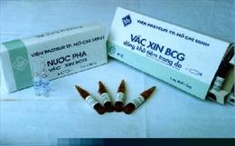 Bé 1 tháng tuổi tử vong sau tiêm chủng không phải do vaccine