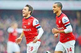 Arsenal tập trung cầu thủ xuất sắc nhất sang Việt Nam