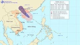 Bão số 3 nguy hiểm từ Quảng Ninh đến Phú Yên