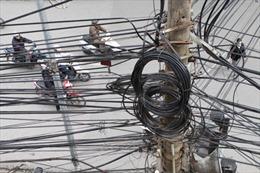 Nhân viên cáp viễn thông tử vong vì giật điện cao thế