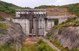 Đập Thuỷ điện Sông Tranh 2 bị rạn nứt là tin đồn