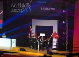 Việt Nam tham dự Kỳ thi tay nghề thế giới tại Đức