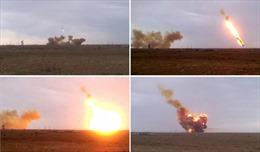 Tên lửa vũ trụ Nga nổ do bị phóng sớm?