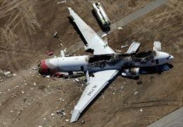 Điều kỳ diệu trong vụ tai nạn máy bay ở San Francisco