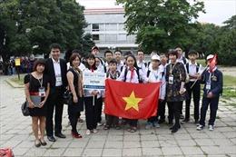 Việt Nam giành giải cao cuộc thi Toán học trẻ quốc tế