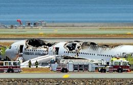 Máy bay gặp nạn ở Mỹ có hành khách Việt Nam