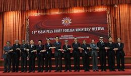 Nấc thang căng thẳng mới ở Đông Bắc Á
