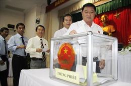 HĐND tỉnh Đồng Nai lấy phiếu tín nhiệm 15 chức danh