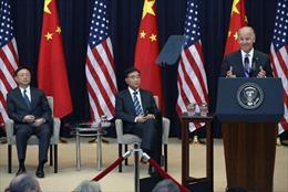 Xây dựng quan hệ nước lớn Mỹ-Trung là 'nhiệm vụ lịch sử'