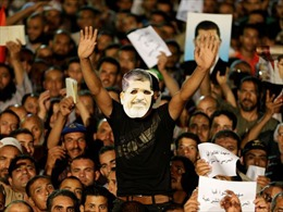 Ai Cập trở lại thời kỳ Mubarak bị lật đổ