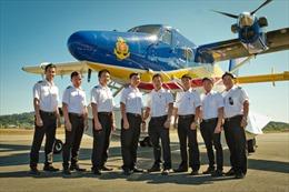 Canada đào tạo phi công thủy phi cơ Việt Nam