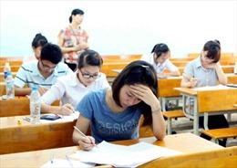 Bãi bỏ ưu tiên cộng điểm thi đại học 3 đối tượng