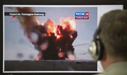 Tên lửa đẩy Nga nổ do cảm biến bất thường