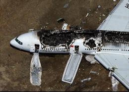Nạn nhân tai nạn máy bay Asiana bị xe cứu hỏa cán chết