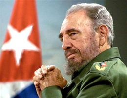 Ra mắt bộ Hồi ký chiến đấu của Fidel Castro Ruz