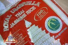 Thái Lan bác tin gạo thành phẩm bị nhiễm độc