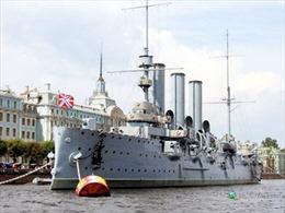 """""""Rạng Đông"""" - chiến hạm số 1 của Nga"""