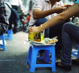 Nước giải khát đường phố Hà Nội đầy khuẩn và hóa chất