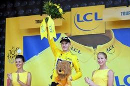 Kết thúc Tour de France: Lịch sử gọi tên Chris Froome