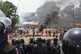 Trên 50 người thương vong do xung đột sắc tộc tại Guinea