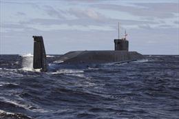 Nga đóng tàu ngầm hạt nhân tấn công thế hệ mới