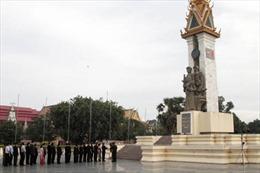 Kỷ niệm ngày Thương binh - Liệt sỹ tại Campuchia