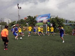 Khai mạc Giải bóng đá Cụm 3 Đoàn Khối các cơ quan TW