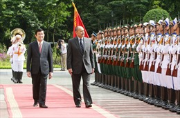 Toàn quyền New Zealand thăm Việt Nam