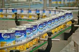 Sữa nội không sử dụng nguyên liệu nhiễm khuẩn