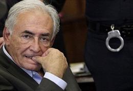 Cựu Tổng giám đốc IMF - ông trùm của các bữa tiệc sex