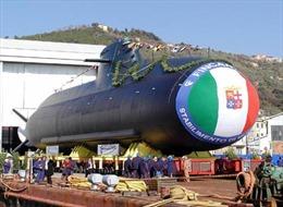 Tàu ngầm hạt nhân đầu tiên của Ấn Độ chuẩn bị chạy thử