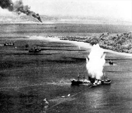 Bí mật về khu mộ dưới biển của hạm đội Nhật Bản