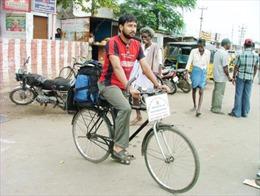 Đạp xe 200.000km quanh thế giới